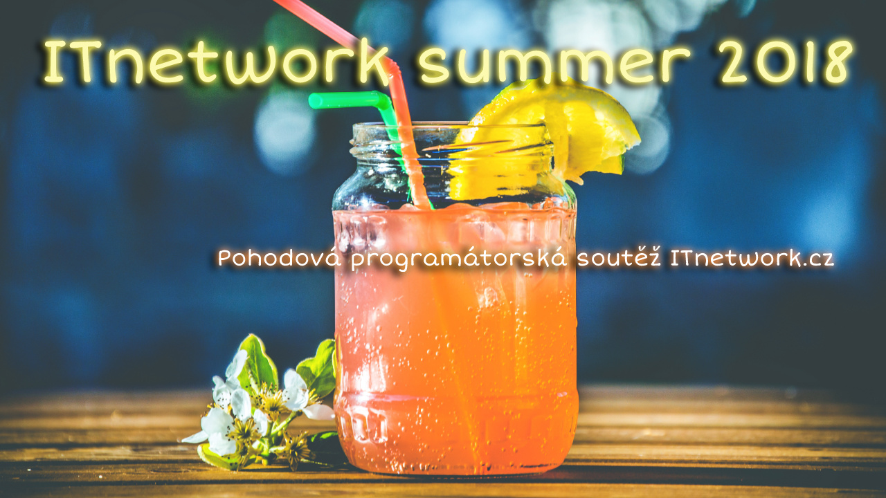 ITnetwork summer 2018